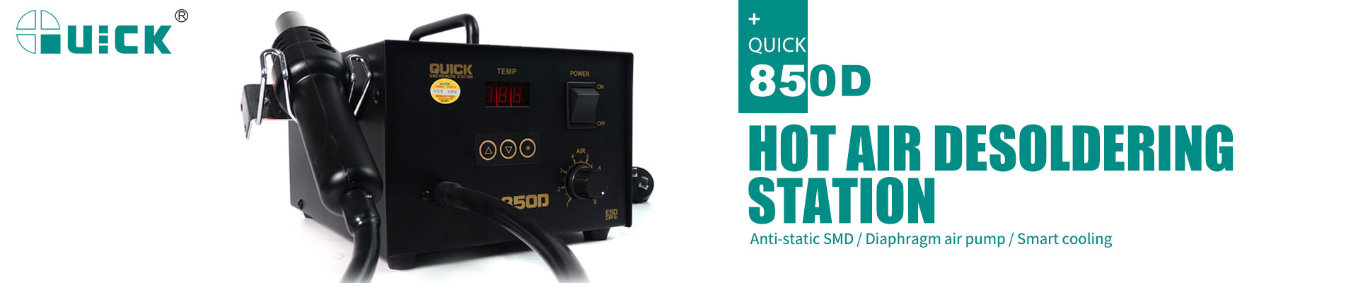 QUICK-850D